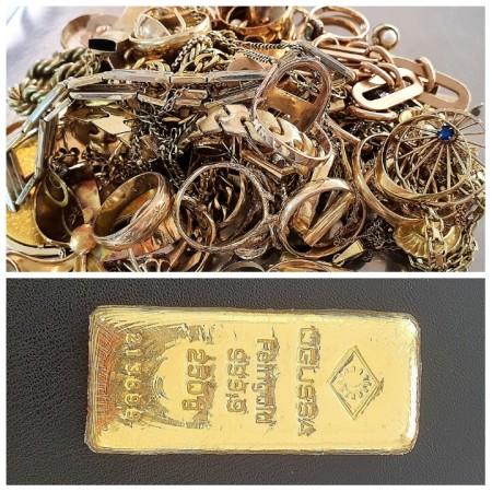 befektetési aranyat törtaranyért